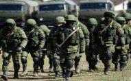 Rusiya hərbi-kəşfiyyatçıları Ermənistandakı bazada təlimə başlayıb