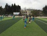 Nəsimi rayonunda  futbol üzrə «Coca-Cola Məktəbli kuboku»nun yarışlarına start verildi