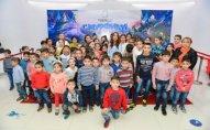 Leyla Əliyevanın iştirakı ilə uşaqlar üçün əyləncə proqramı təşkil edilib