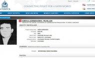 Daha bir azərbaycanlı İnterpol vasitəsilə axtarışa verildi