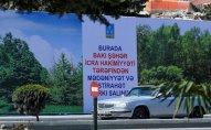 """""""Ovçular evi""""nin ərazisində park salınacaq"""" - İcra hakimiyyətindən açıqlama"""