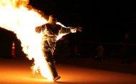Bakıda TÜKÜRPƏDİCİ hadisə: paltarı od tutub yandı və öldü
