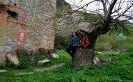 SOS! - Şuşada tarixi abidələrimiz erməniləşdirilir - FOTO