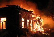 Bakıda evdə YANĞIN - ev sahibi diri-diri yandı