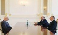 İlham Əliyev ISESCO-nun baş direktorunu qəbul etdi - Yenilənib