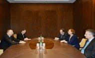 İlham Əliyev Avropa Şurası baş katibinin müavini ilə görüşüb