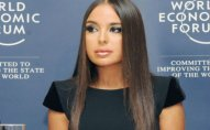Leyla Əliyeva Bakı Şopinq Festivalından danışdı