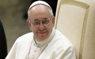 Roma Papası Azərbaycan prezidentini təbrik etdi