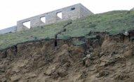 Cənub bölgəsi TƏHLÜKƏDƏ: çökmə sahələri aktivləşdi