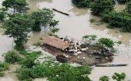 Şri-Lankada daşqınlar - 100 nəfər həlak oldu