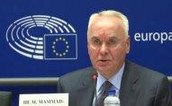Mahmud Məmmədquliyev: Aİ ilə danışıqlar asan deyil