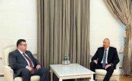 Prezident Bolqarıstanın baş prokurorunu qəbul etdi
