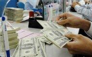 Dollar hərracda ucuzlaşdı