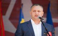 Moldova prezidenti Bakıya gəlir
