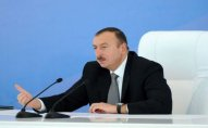 """""""İşğal edilmiş torpaqlarda istənilən hədəfi məhv edə bilərik"""" - Prezident İlham Əliyev"""