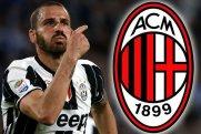 """Leonardo Bonuççi """"Milan""""da"""