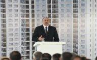 Prezident: Qarabağ məsələsi ilə bağlı beynəlxalq ictimai fikirdə dönüş yaranıb