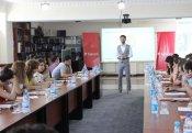 Bakcell jurnalistlər üçün seminar təşkil etdi - Fotolar