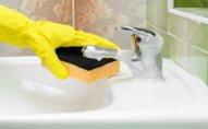 Kimyəvi təmizləyicilərə alternativ üsullardan istifadə edin