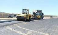 Xocahəsən-Lökbatan avtomobil yolu təmir olunur – FOTO