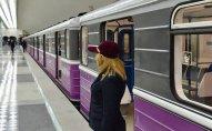 """Metronun """"Sahil"""" stansiyasının təmirə bağlanacağı vaxt açıqlandı"""