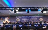 Rövnəq Abdullayev Beynəlxalq Cüdo Federasiyası İcraiyyə Komitəsinin üzvü seçilib