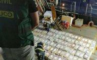 4 ton kokain yüklü gəmi saxlanıldı