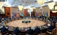 Bu gün Soçidə MDB Dövlət Başçıları Şurasının iclası keçiriləcək