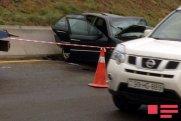 Bakı-Şamaxı yolunda ağır qəza: 7 nəfər yaralandı