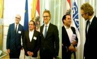 ASGA sədri Avstriya Federal Kanslerinin Baş direktor müavini ilə görüşdü – VYANADA+FOTOLAR