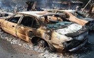 Kaliforniyada meşə yanğınlarının vurduğu zərər 1 milyard dolları ötüb
