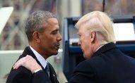 Barak Obama Donald Trampın xarici siyasətini tənqid etdi