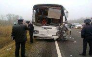 Ermənistana gedən avtobus qəza törətdi: Beş azərbaycanlı öldü