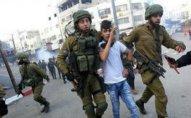 İsrailin təhlükəsizlik orqanları 6742 fələstinlini saxlayıb