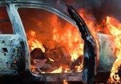 Fransada Yeni il gecəsi 1000-dən çox avtomobil yandırılıb