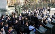"""Ağ Ev İrandakı hadisələri """"xalq üsyanı"""" adlandırıb"""
