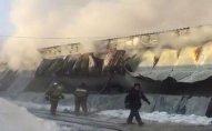 Rusiyada GÜCLÜ YANĞIN: 10 nəfər öldü - VİDEO