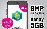 """""""Azercell""""dən General Mobile 6 - yeni ilin ilk sərfəli kampaniyası"""