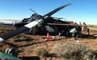 Rusiyada helikopter qəzası - Ölən və yaralananlar var