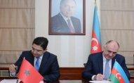 Azərbaycanla Mərakeş arasında bir sıra sənədlər imzalandı