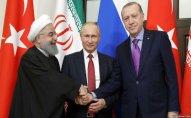 Türkiyə, Rusiya və İran liderlərinin görüş vaxtı açıqlanıb