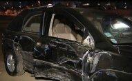 Avtomobillər toqquşdu - 27 yaşlı oğlan öldü