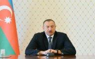 Prezident Monteneqro parlamentinin sədrini qəbul edib