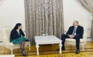 İlham Əliyev Rumıniyanın Baş nazirinin müavinini qəbul edib - YENİLƏNİB