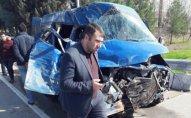 Qəzada yaralanan şagird Bakıya göndərildi