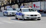 Yol polisi bayram günlərində gücləndirilmiş iş rejimində xidmət aparacaq