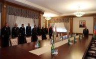 Zakir Həsənov bir qrup hərbçiyə polkovnik rütbəsi verdi