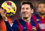 Messi futboldan gedir?