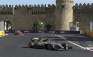 Formula 1 komandaları artıq Bakıdadır