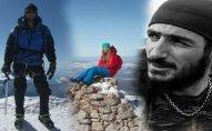 Alpinist Namin Bünyatzadənin meyiti Şəmkirə gətirildi